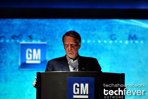 General Motors Gm Ceo Rick Wagoner During His Keynote Ad