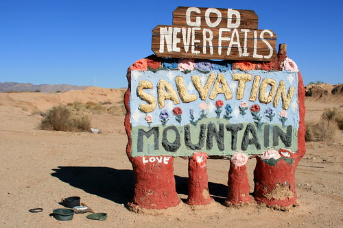 Welcome to Salvation Mountain | by slworking2