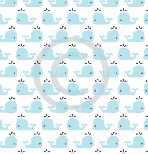 Whale Pattern Playing With Patterns And My New Wacom Pad Flickr New Whale Pattern