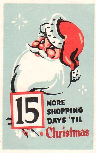 15 Shopping Days