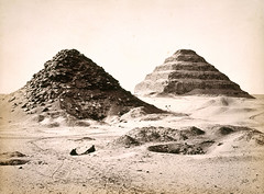 'The Pyramids of Sakkarah from the North East'. | by National Galleries of Scotland Commons