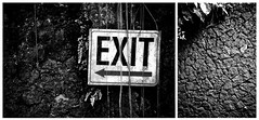 Exit | by lansakit