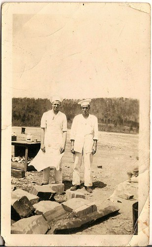 Thomas Craft (left) | by Valerie's Genealogy Photos