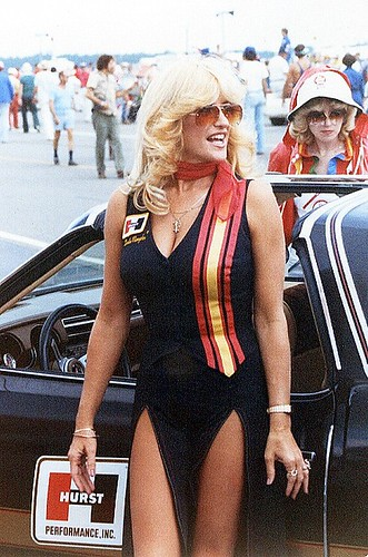 Linda Vaughn | by jkracing50
