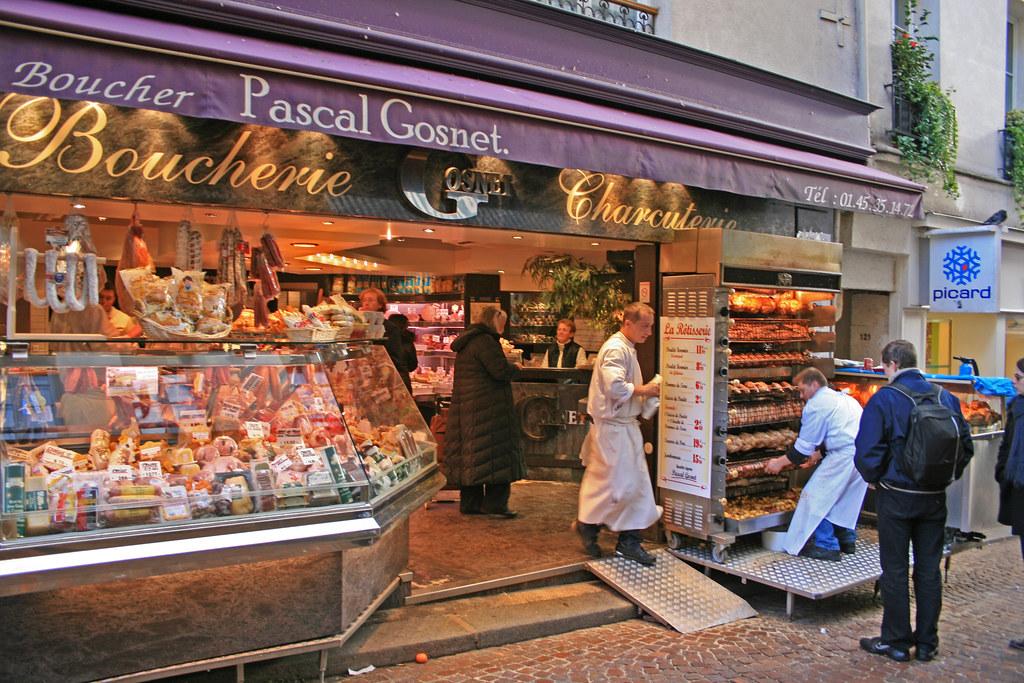 Rue Mouffetard  Paris France  Rue Mouffetard 22112008   Flickr