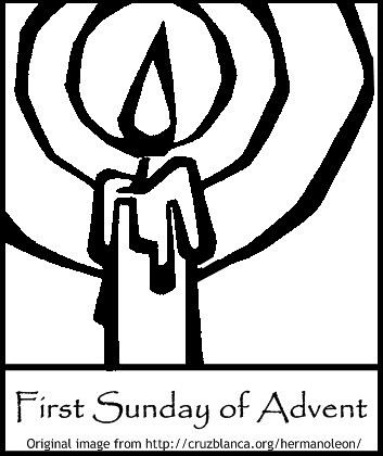 First Sunday Of Advent Will Humes Flickr