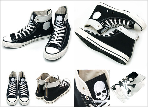 Mastermind Converse All Stars | by tokyofashion