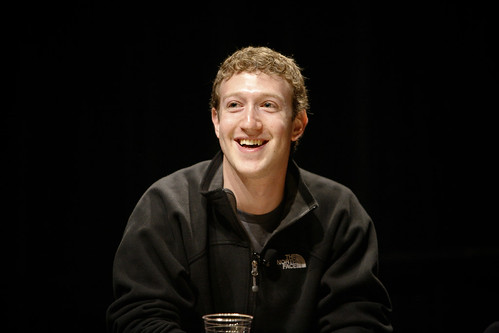 Mark Zuckerberg Keynote - SXSW 2008 | by Kris Krug