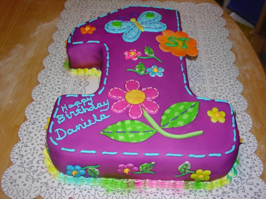 First birthday cakegirl charleysalassbcglobalnet Flickr