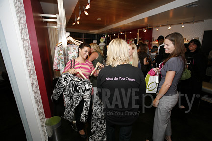 CRAVE Seattle book launch | by the CRAVE company