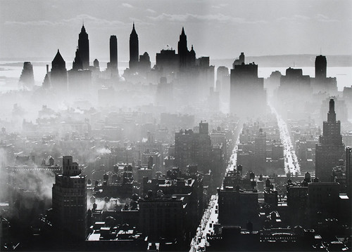 Lower Manhattan, 1941 | by CCNY Libraries