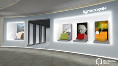 PlayStation Home - Ligne Roset | by PlayStation.Blog