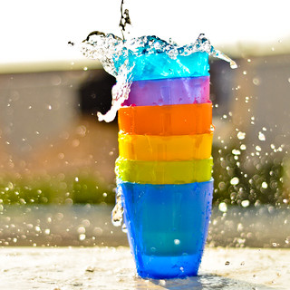 Day 132/365 - Colorful Splash! | by anshu_si
