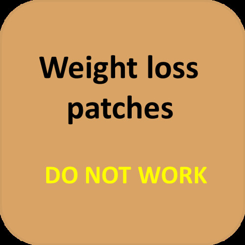 Weight loss patches do not actually work | by Jodiepedia