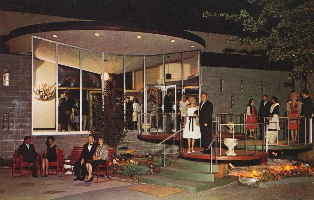 Hotel Evans - Loch Sheldrake, New York