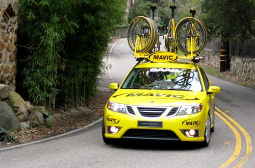 Mavic Support Car  - Amgen Tour '08 | by kelley_in_sb