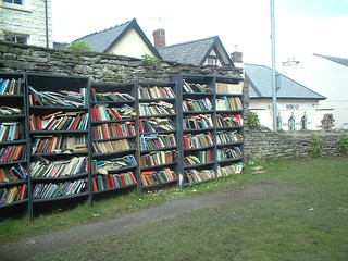 Open air books, Hay on Wye | by rboardman2003