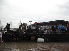 Rocklahoma Storm Damage | by CRUNK!!! Energy Drink