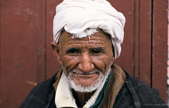 Portrait older man. Morocco | by World Bank Photo Collection