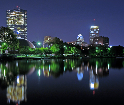 Reflections on the Charles... | by erinhart00