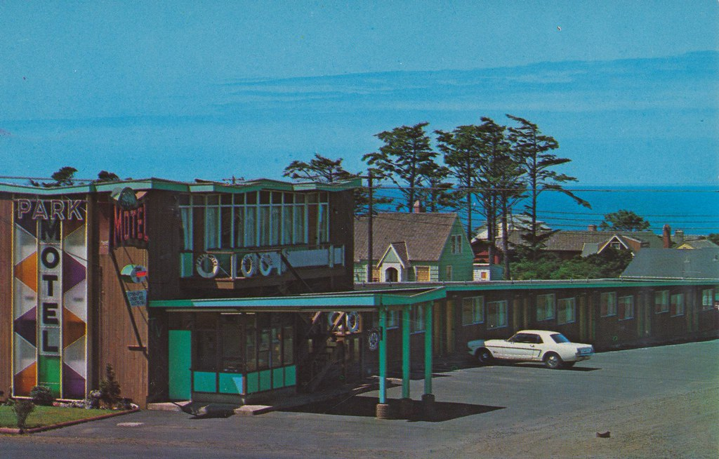 Park Motel - Newport, Oregon