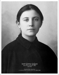 Saint Gemma Galgani | by Our Lady of Fatima's Immaculate Heart