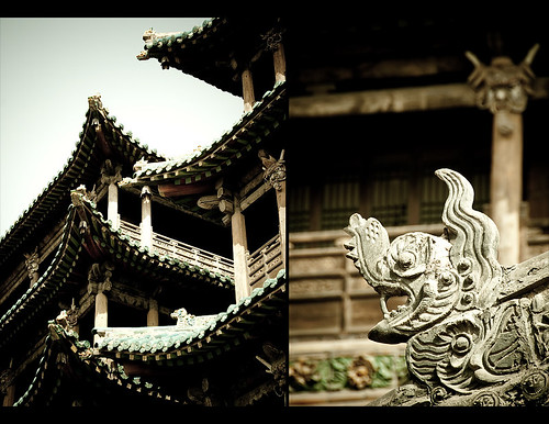 Datong Temple | by davidfattibene