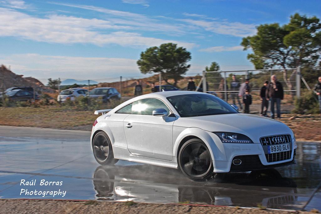 Audi Tts Drift 6to6 Raul Borras Flickr
