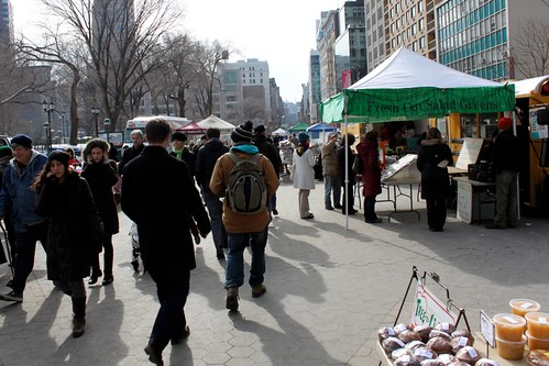 Union Square Greenmarket | by Kim | Affairs of Living
