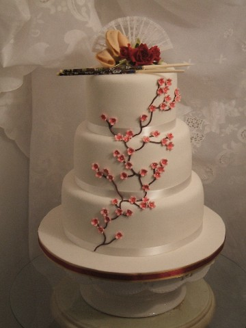 chinese wedding cakes pictures nhu s wedding cake nhu pronounced new was 12668