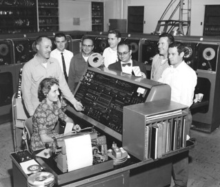 UNIVAC's last run | by Lawrence Livermore National Laboratory (LLNL)