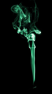 Smoke (green) | by davic