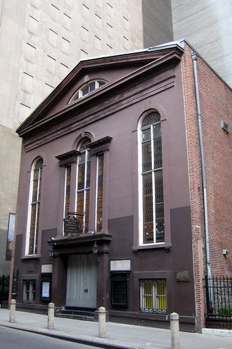 NYC: John Street United Methodist Church | by wallyg