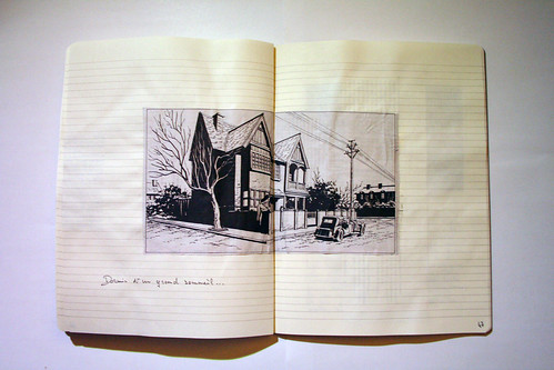 Grand Cahier Moleskine 48 | by Lost in Anywhere