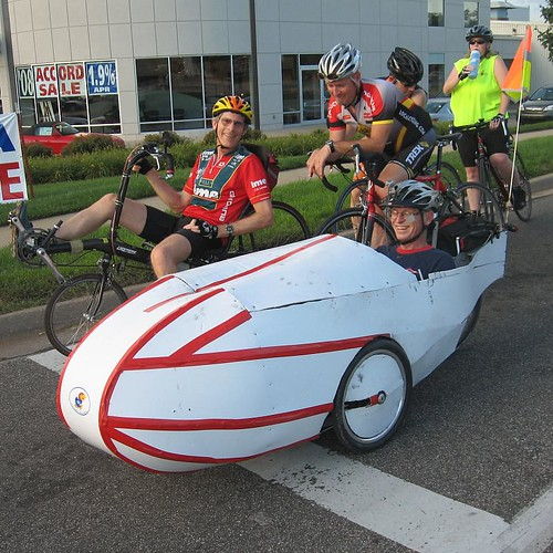 Homebrew Velomobile | by KC-Bike