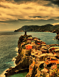 A steamboat called Vernazza | by klausthebest