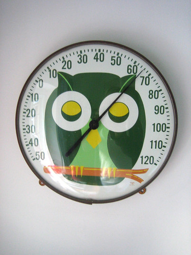 Owl Thermometer | by lucy_davidson