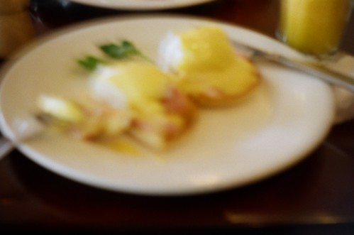 Eggs benedict 1 | by kristarella
