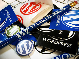 Wordpress Schwag | by Peregrino Will Reign