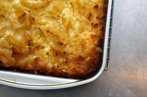 noodle kugel | My Family's Noodle Kugel on smittenkitchen ...