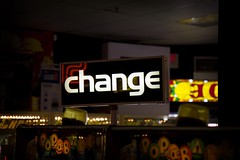 change sign | by rockmixer