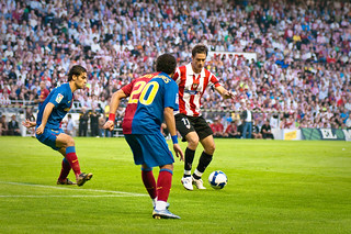 Athletic Bilbao - FC Barcelona | by [bastian.]