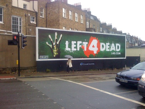 LEFT 4 DEAD | by Eddie Shannon