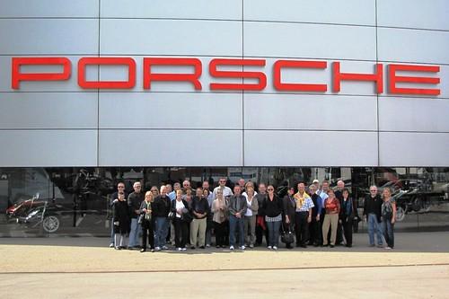 Porsche Factory Tour Stuttgart Autobahn Adventures