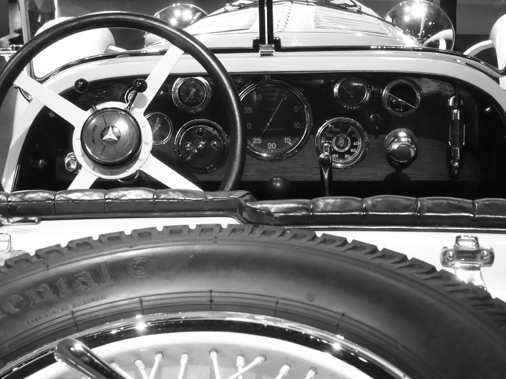 Armaturenbrett mercedes  Mercedes-Benz, MB 27 /170 - 225 PS SSK, Dashboard, motor w…   Flickr