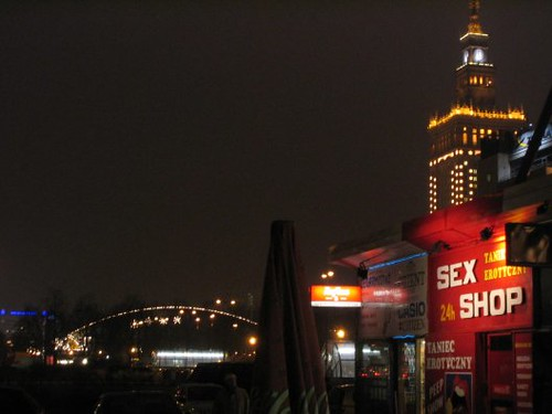 Warsaw sex area
