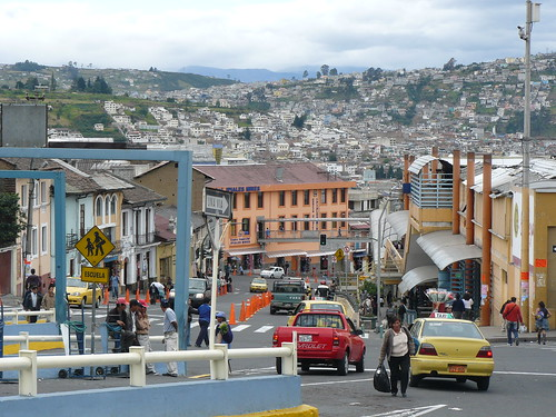 Old City(World Heritage), Quito, Ecuador (2008) | by skasuga