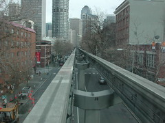 Seattle Center Monorail | by cliff1066™