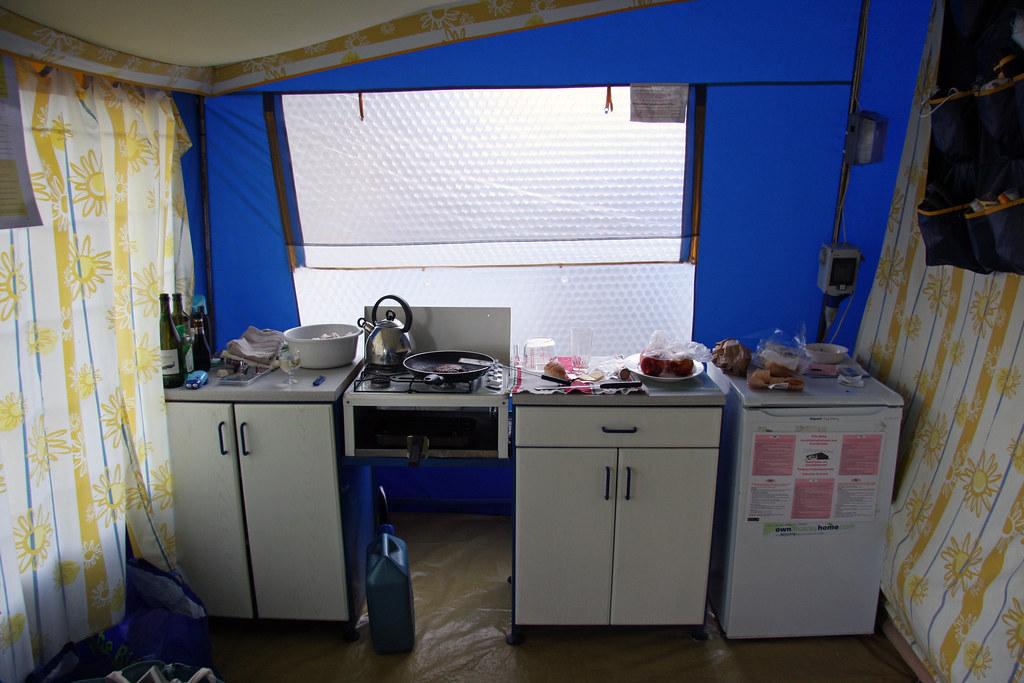 Tent Kitchen | by Joebelle Tent Kitchen | by Joebelle & Tent Kitchen | Garry@oddpost.com | Flickr