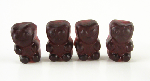 Blueberry Acai Gummi Pandas | by princess_of_llyr